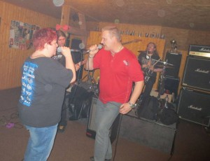 Pete bei Headbangers Nightmare