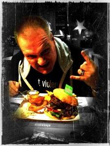 Burger - Pete's Lieblingsspeise