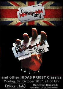 Project Priest plays British Steel